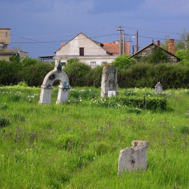 Pohrebiská