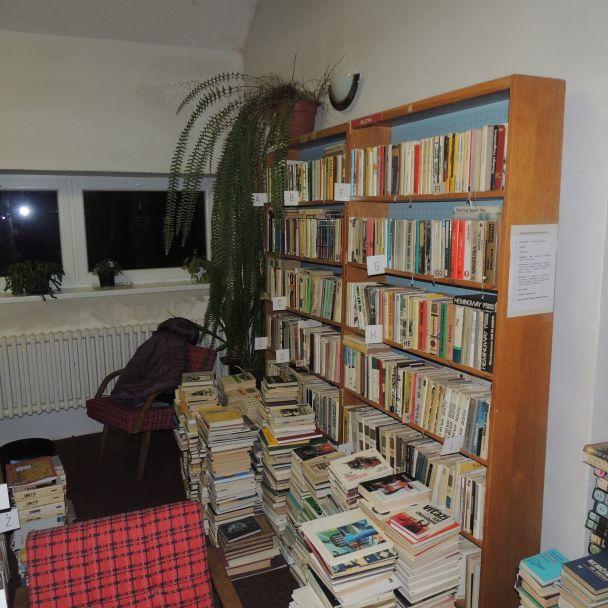 Rekonštrukcia knižnice - 2016