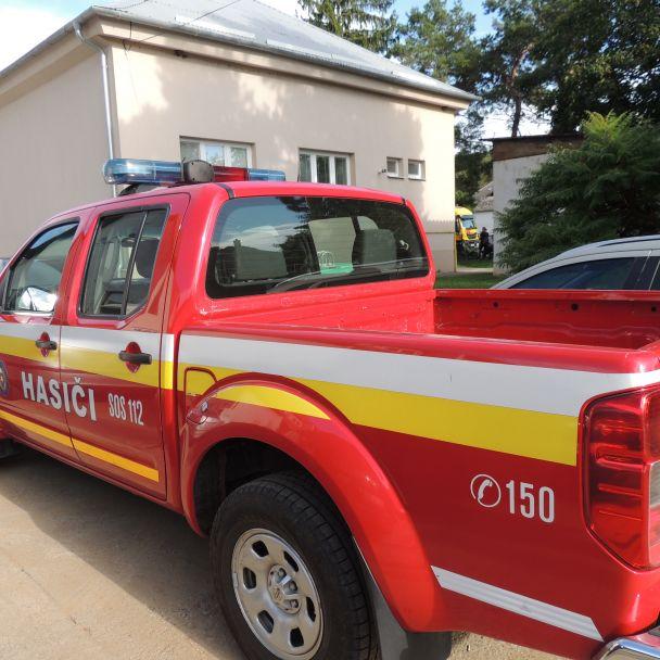 Odovzdávanie techniky dobrovoľným hasičom 2019