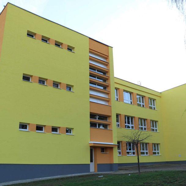 Základná škola - zateplenie 2019