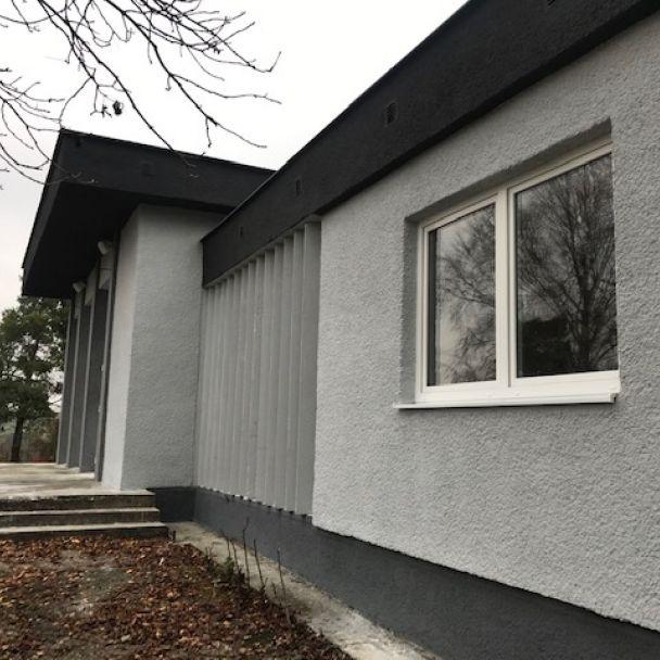 Dom smútku - rekonštrukcia 2019
