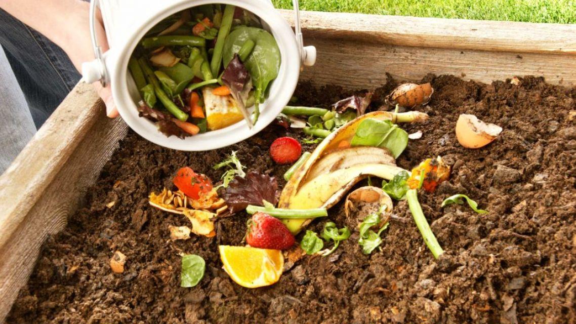 Zavedenie triedeného zberu kuchynského odpadu.