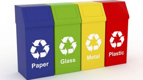 Správne triedenie odpadu