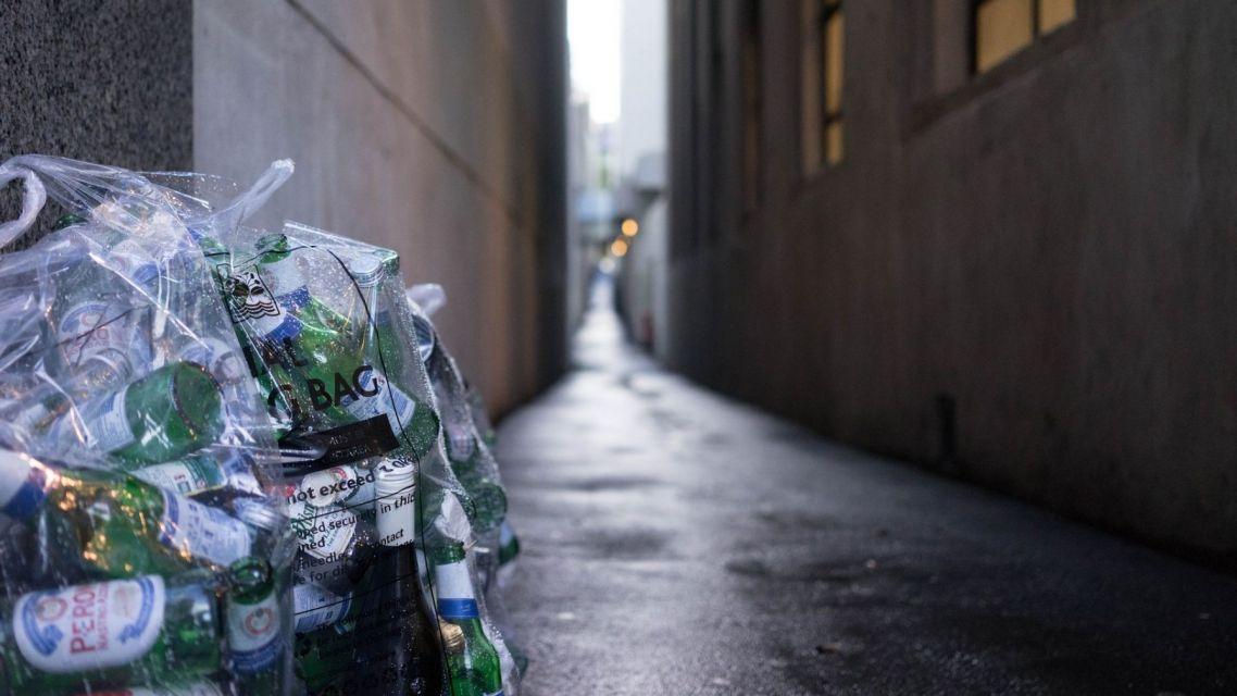 Úroveň vytriedenia komunálnych odpadov
