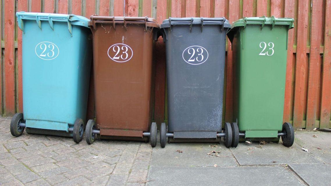 Harmonogram vývozu odpadu